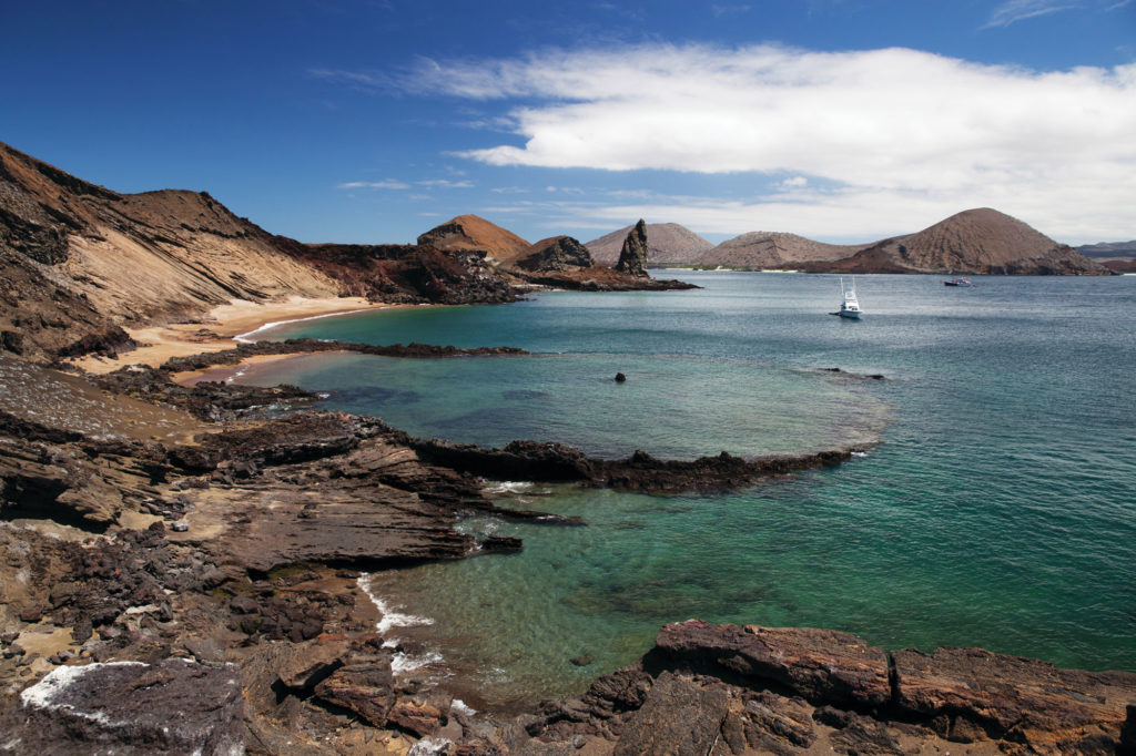 Galapagos - A new Destination for Cruises