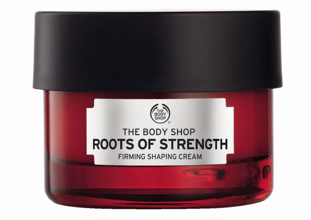 The Body Shop Roots of Strength