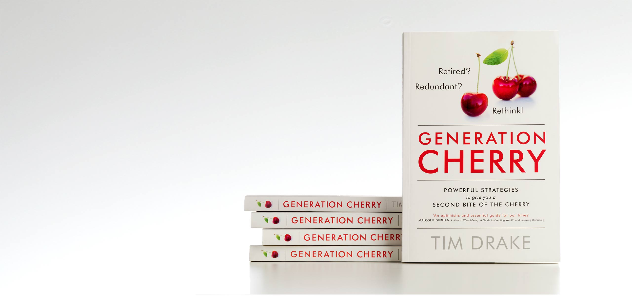 Generation Cherry by Tim Drake