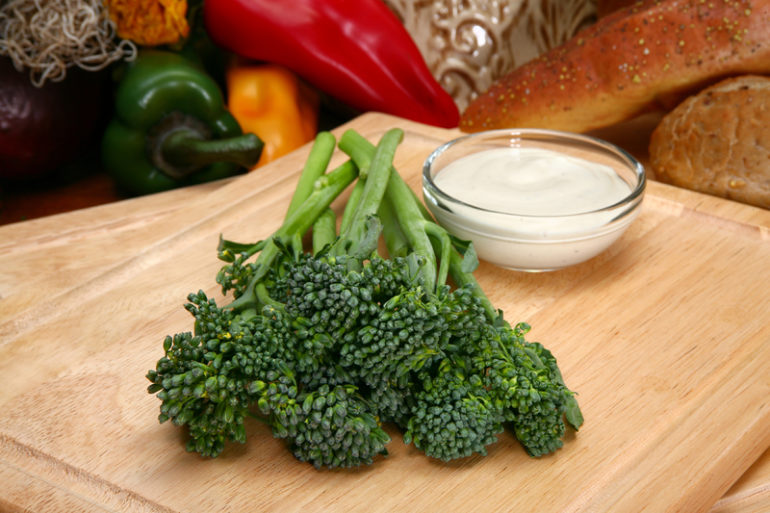 best foods for the immune system - broccoli