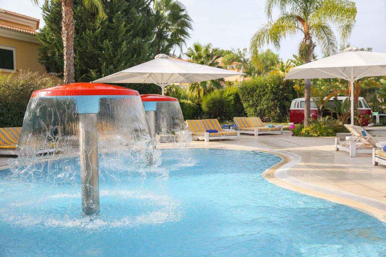 The Main Pool at Martinhal Quinta