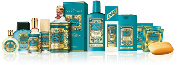 Mix of 4711 Eau de Cologne and other Products