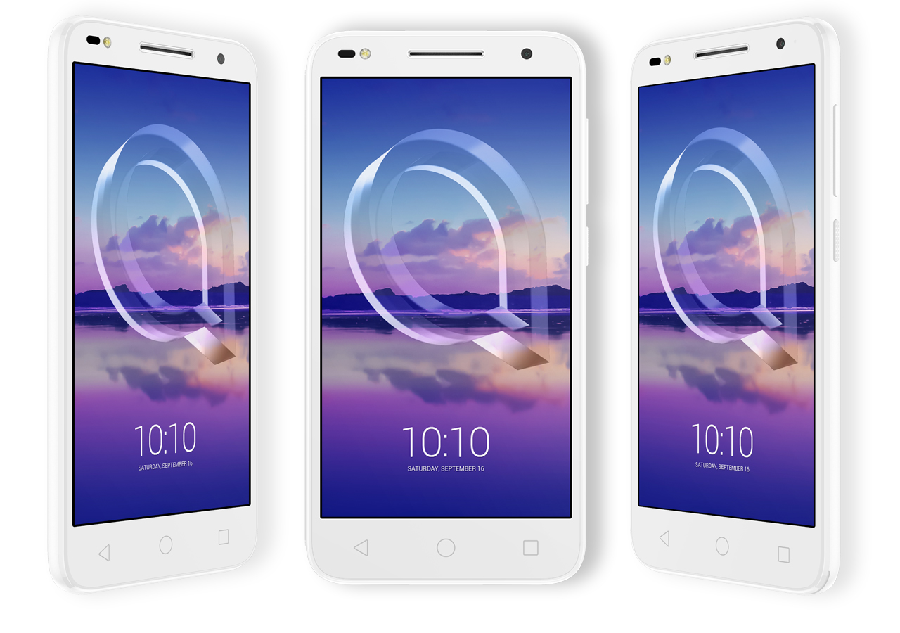 Alcatel U5 HD White