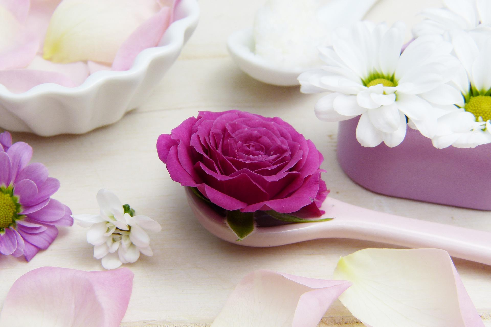 flower essences anxiety