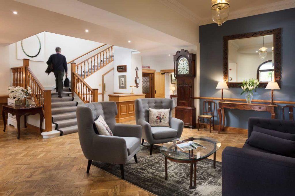 Budock Vean Hotel Reception