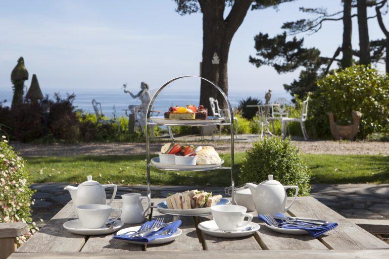 Afternoon Tea Talland Bay
