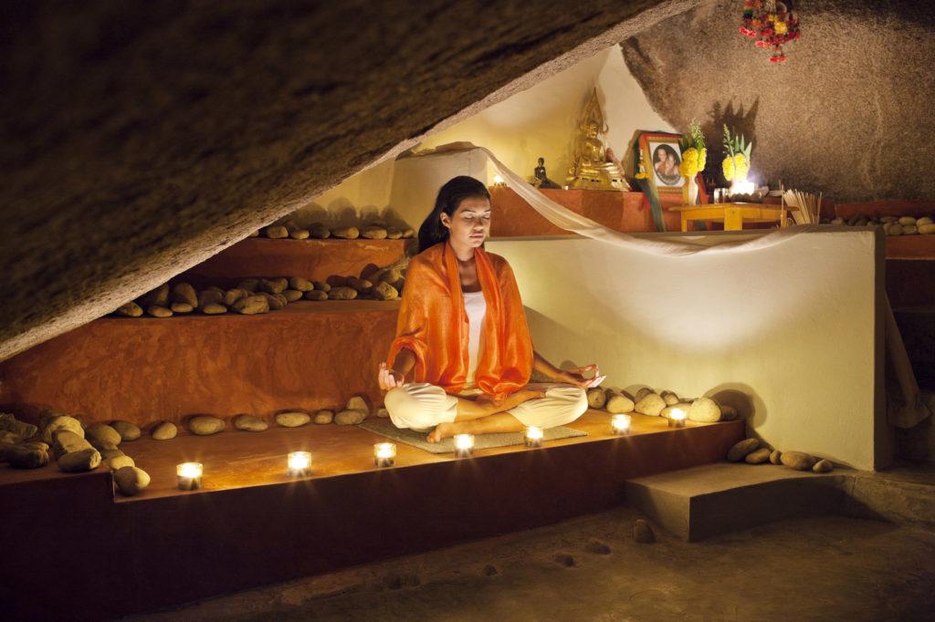 Kamalaya meditation