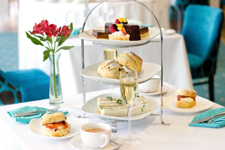 Moorland Garden Hotel Afternoon Tea