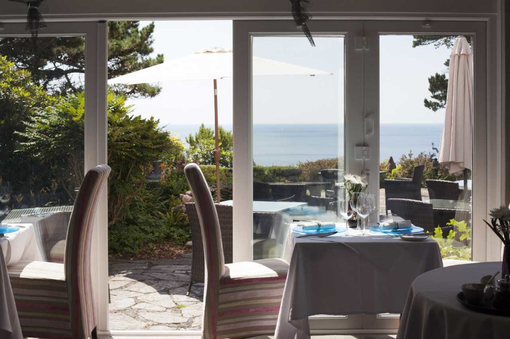 Talland Bay Hotel Terrace Restauranr