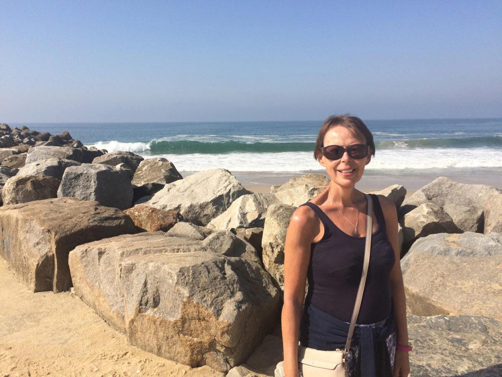 Cancer Survivor Lynn Butterworth