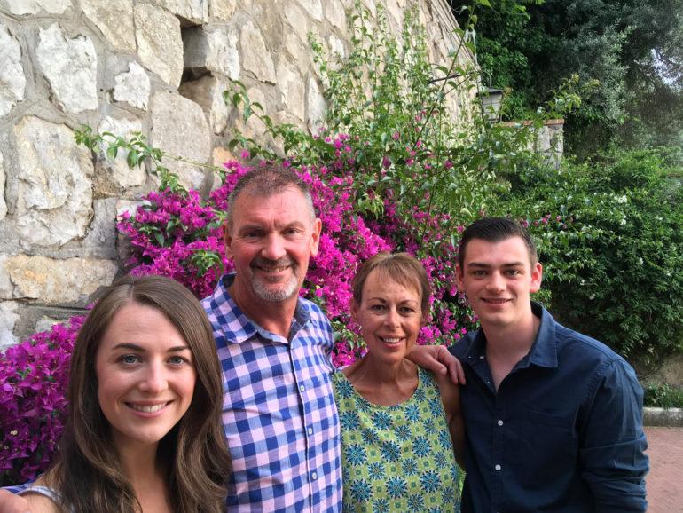 Lynn Butterworth family