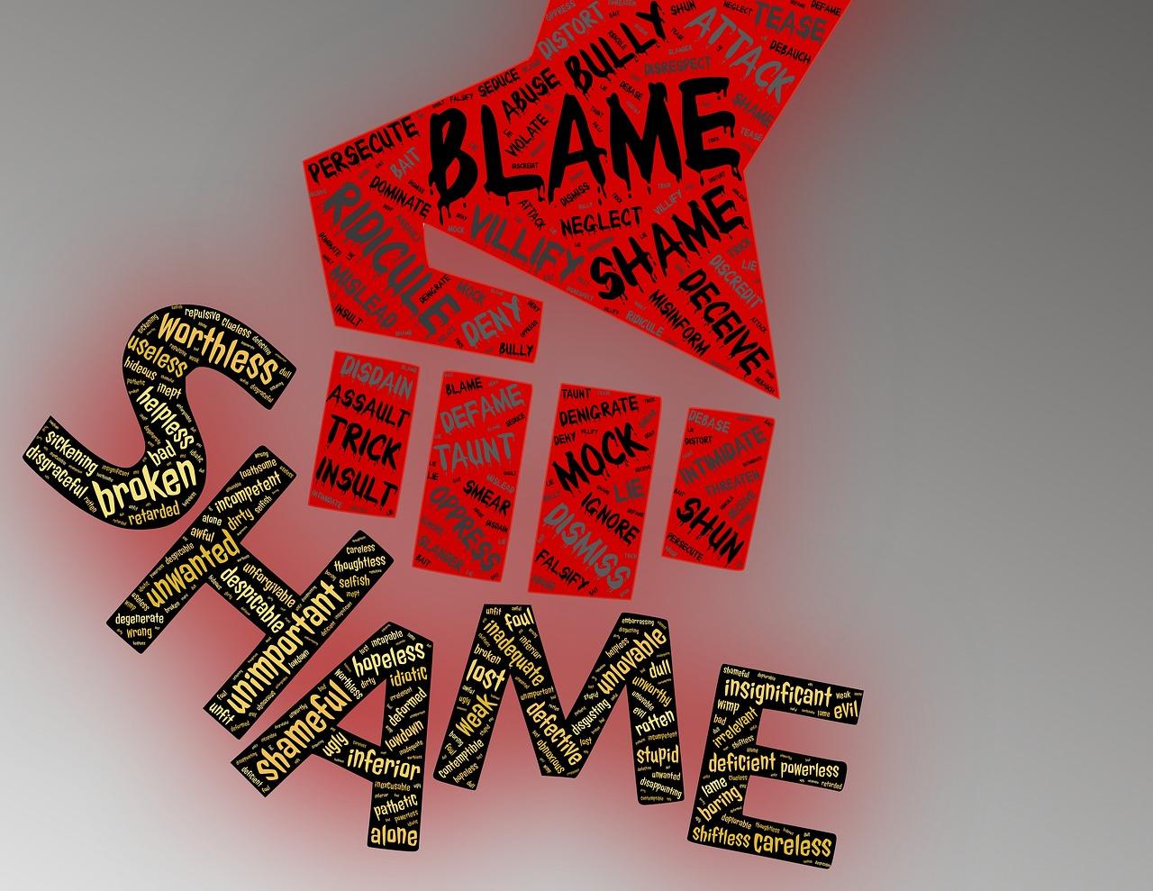 blame culture