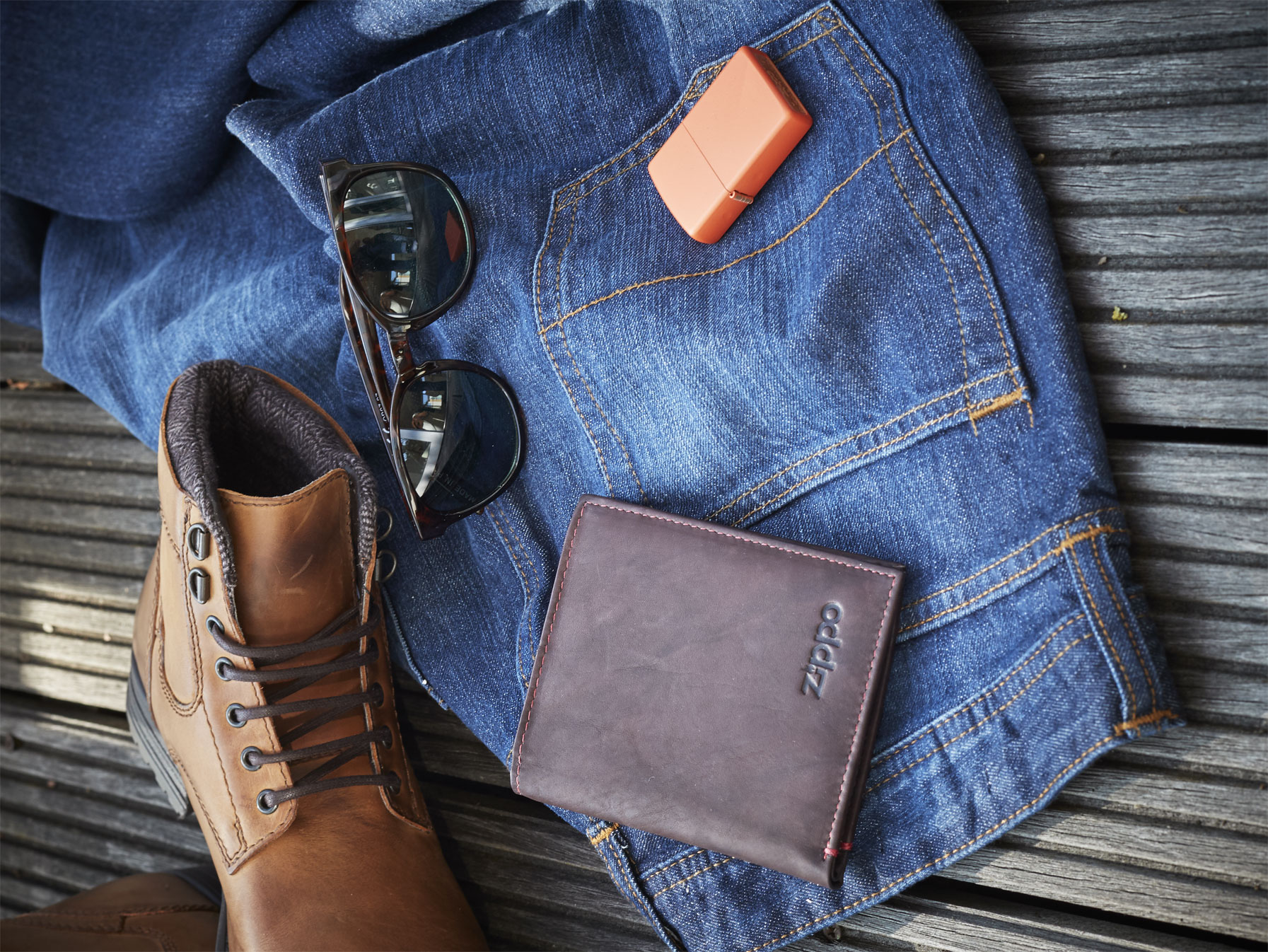 Zippo Wallet and Accessories