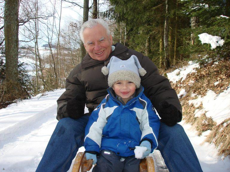 grandfather forgotten pensions