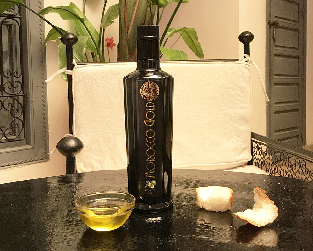 Morocco Gold extra virgin oilve oil