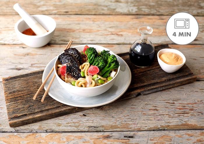 EatFirst Udon noodles