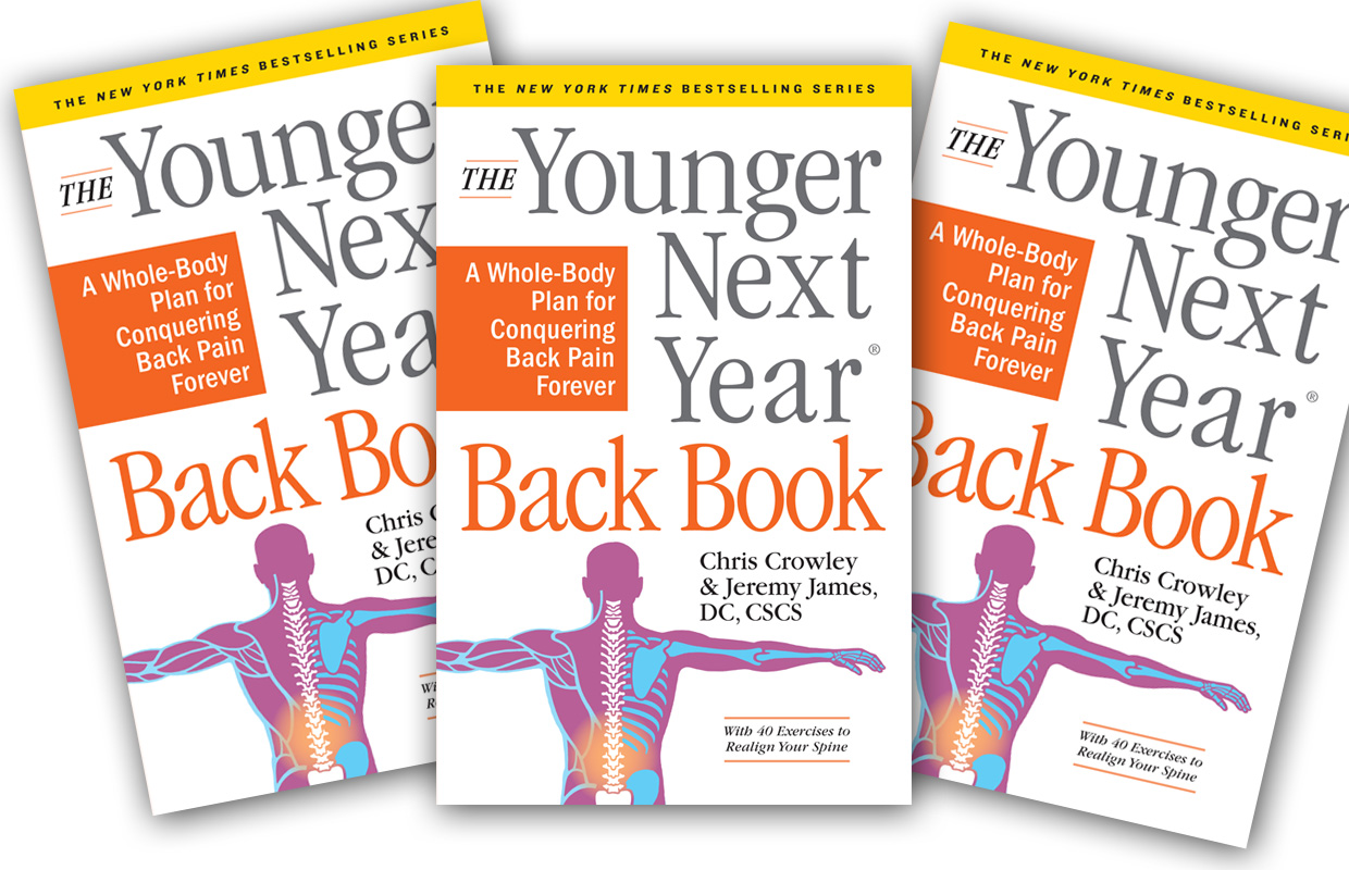 The Younger Next Year Book