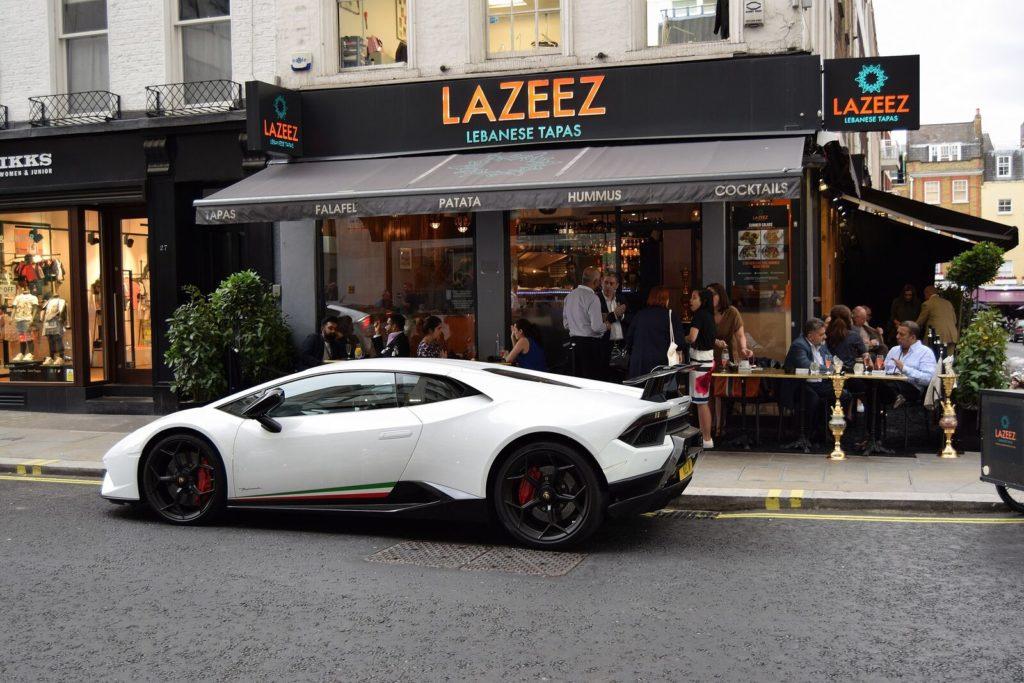 Lazeez Lebanese restaurant