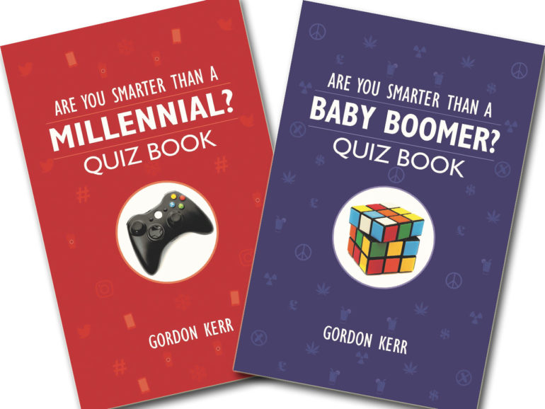 Win a pair of quiz books