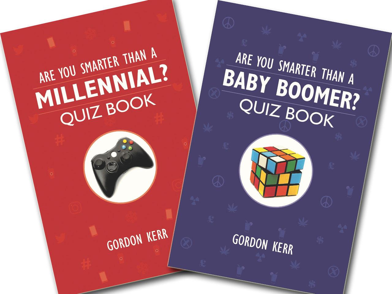 Win a pair of quiz books