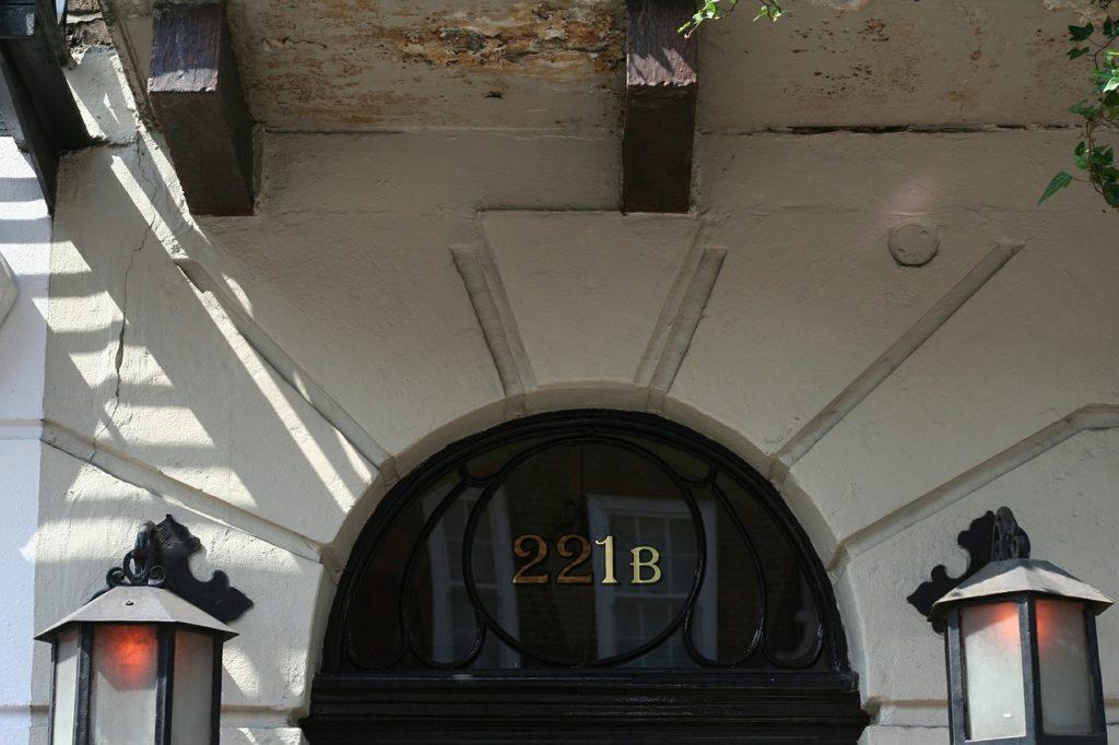 221B Baker St