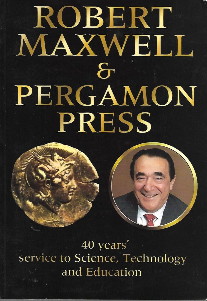 Robert Maxwell Pergamon Press