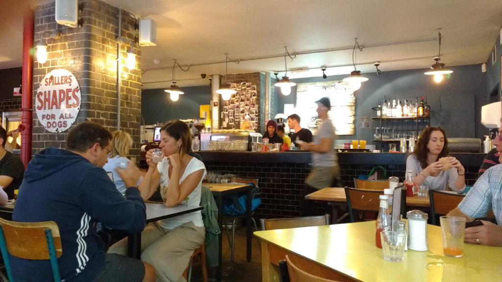 The Breakfast Club Spitalfields