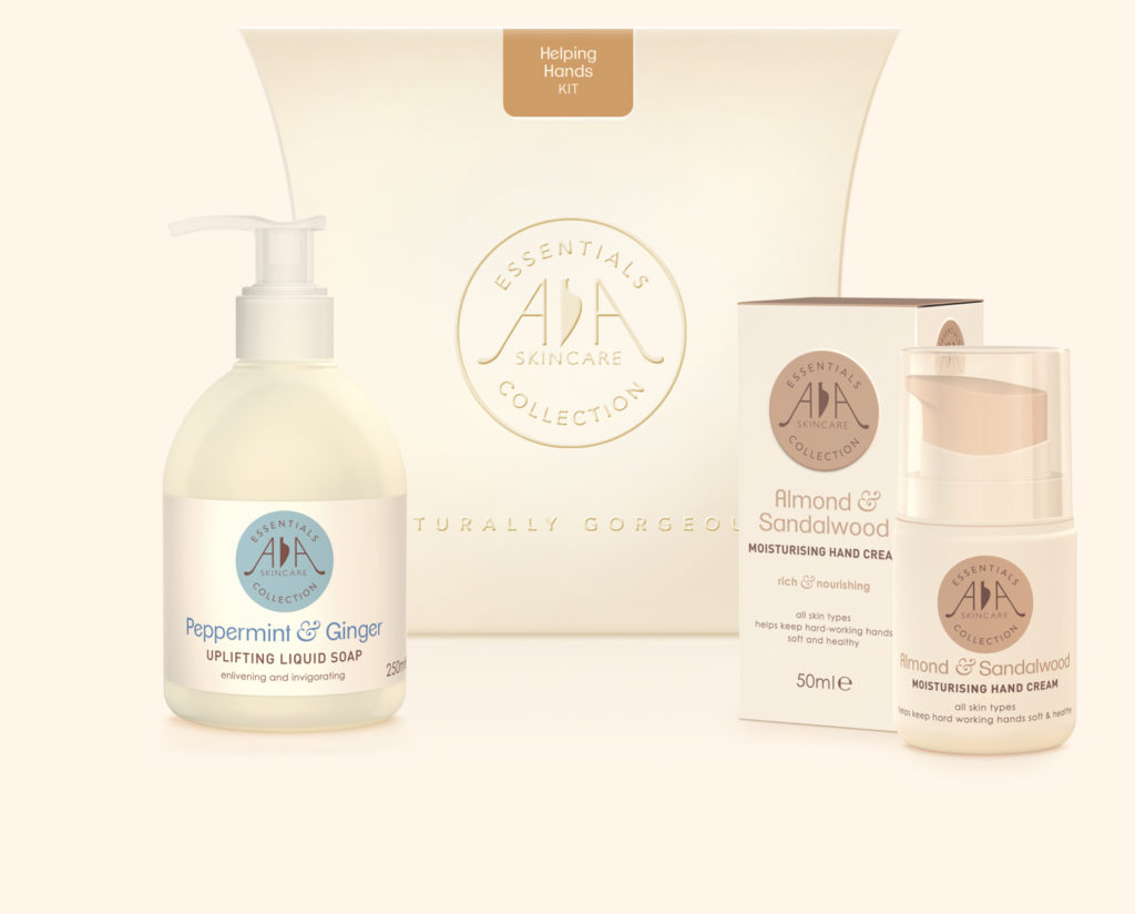 Helping Hands Kit AA Skincare