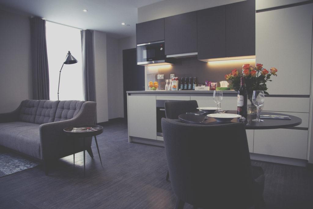 SACO The Cannon aparthotel in London
