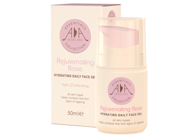 rejuvenating rose hydrating face gel