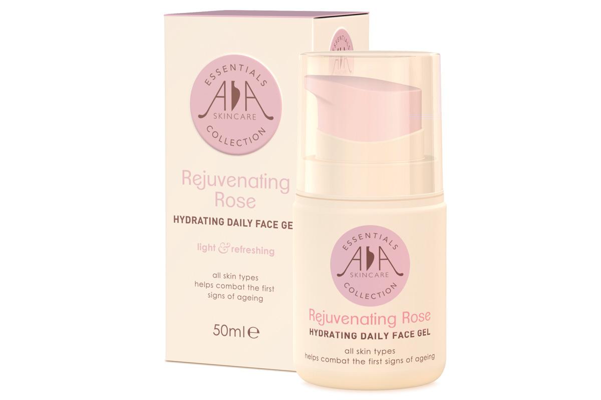 rejuvenating rose hydrating face gel