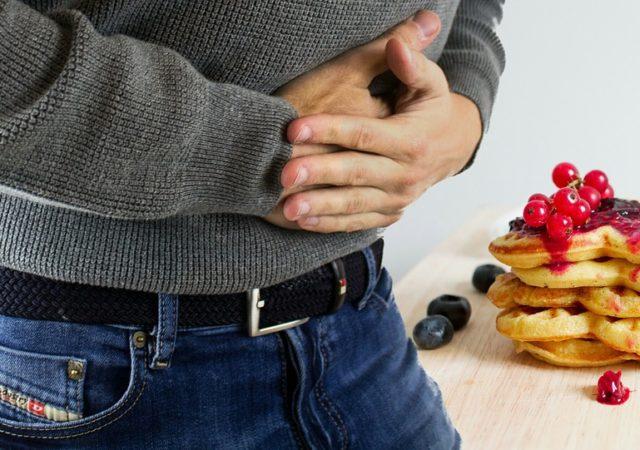 IBS stomach ache