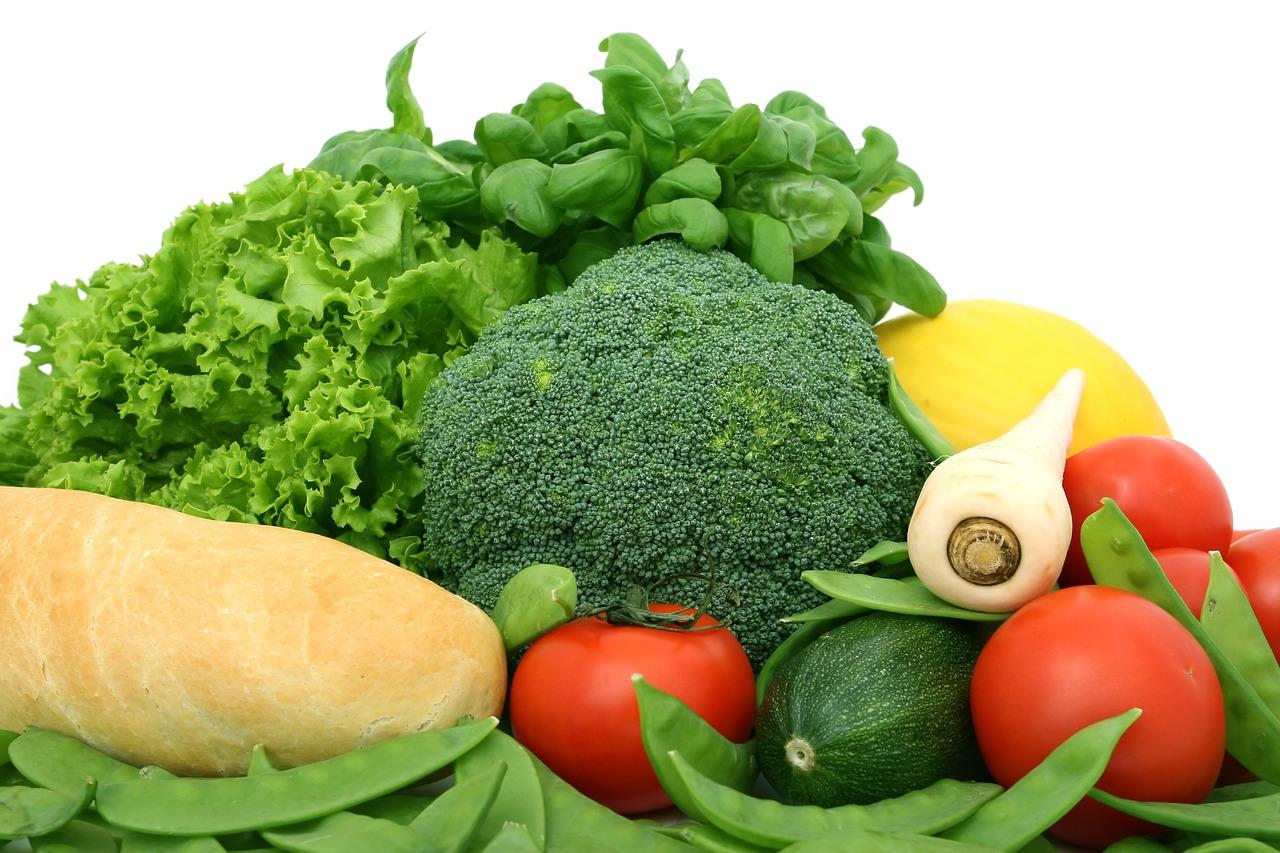 fibre rich vegeatables