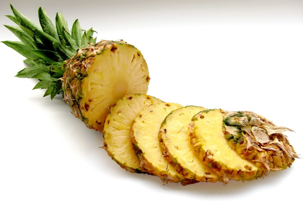pineapple is anti-inflammatory