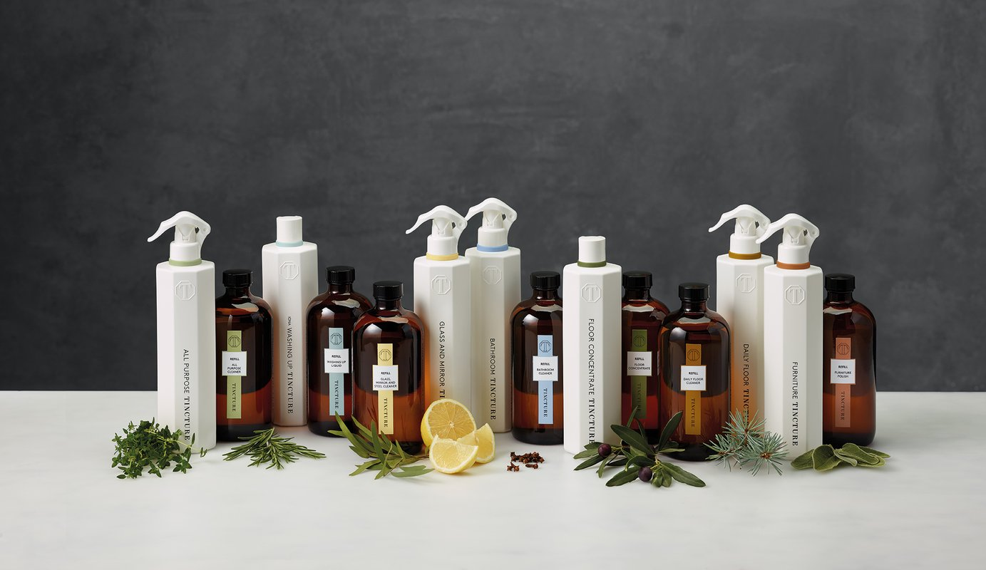 Tincture Natural Cleaning Products