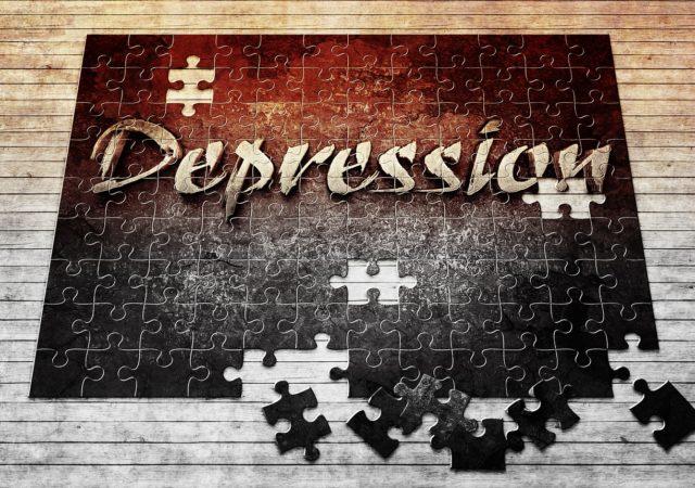depression puzzle