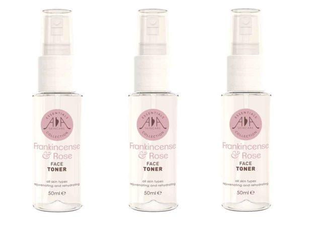 Frankincense & Rose Face Tonet AA Skincare