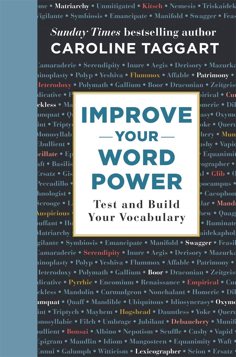 Improve Your Word Power by Caroline Taggart