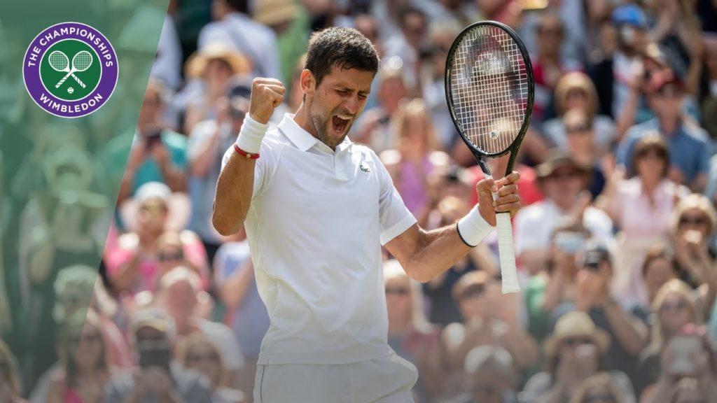 Novak Wimbledon 2019