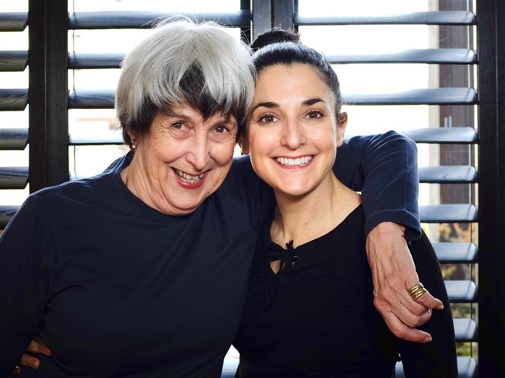 Elizabeth and Susan Jacobson