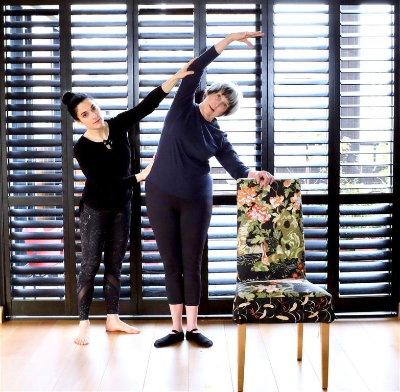 ballet based movement