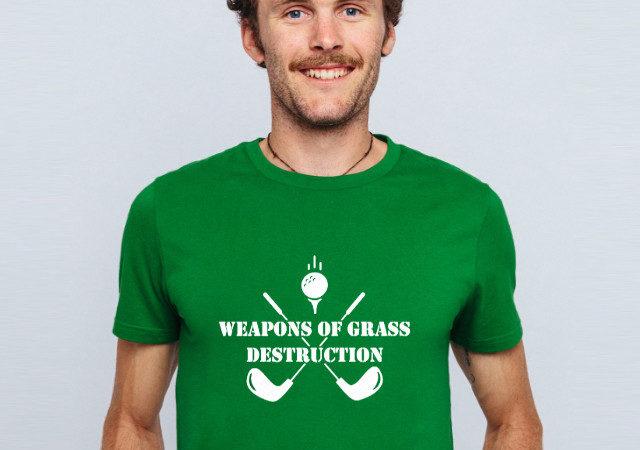 slogan tee shirt