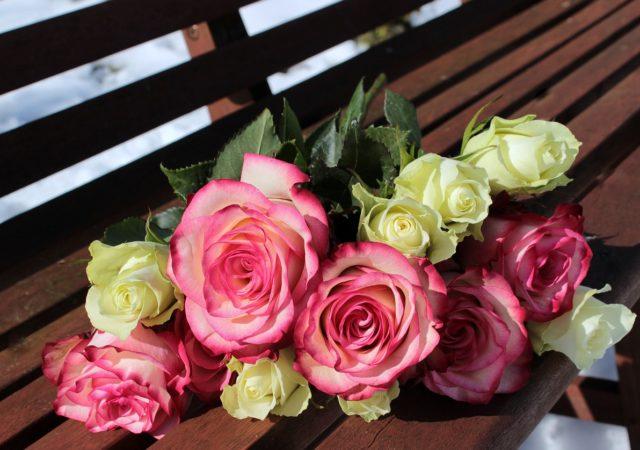 pink roses Jo Malone