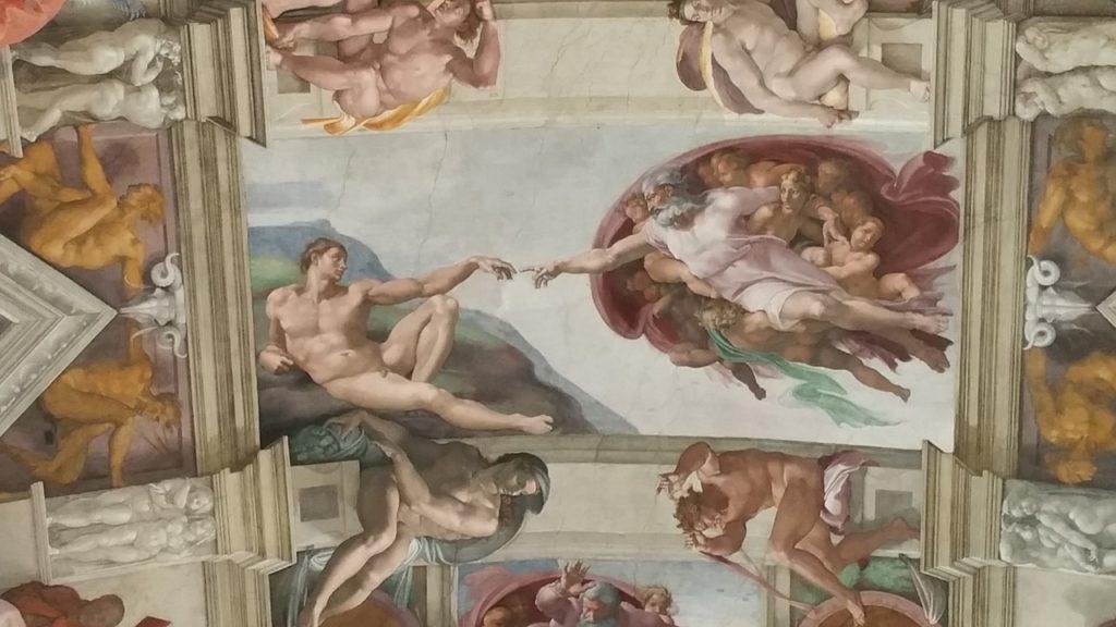 Michaelangelo Sistine Chapel