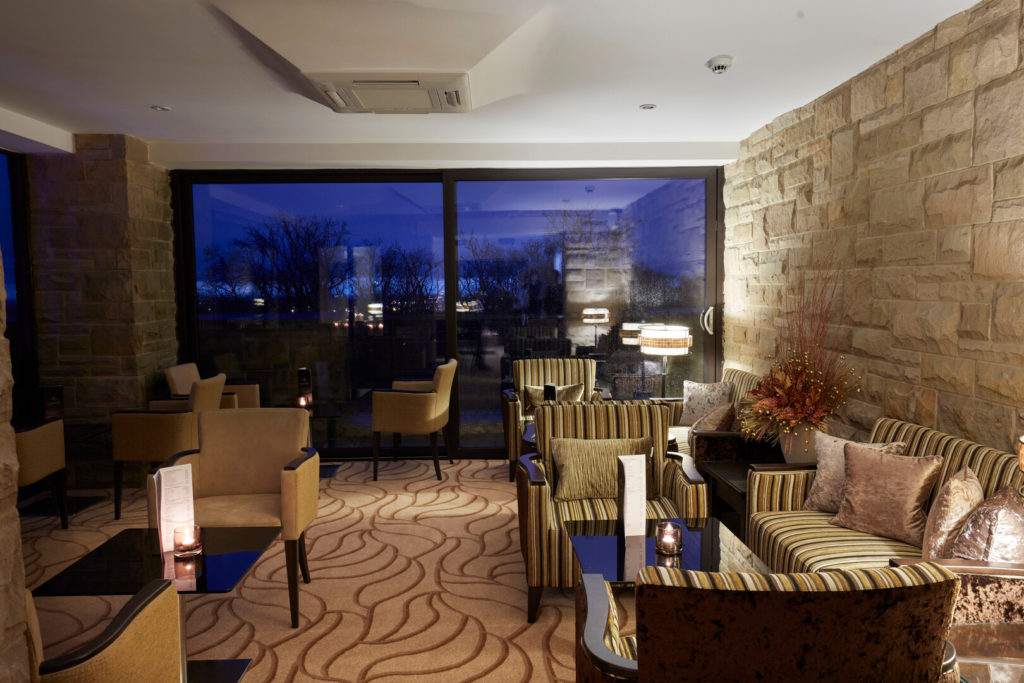 signature lounge at the celtic manor hotel