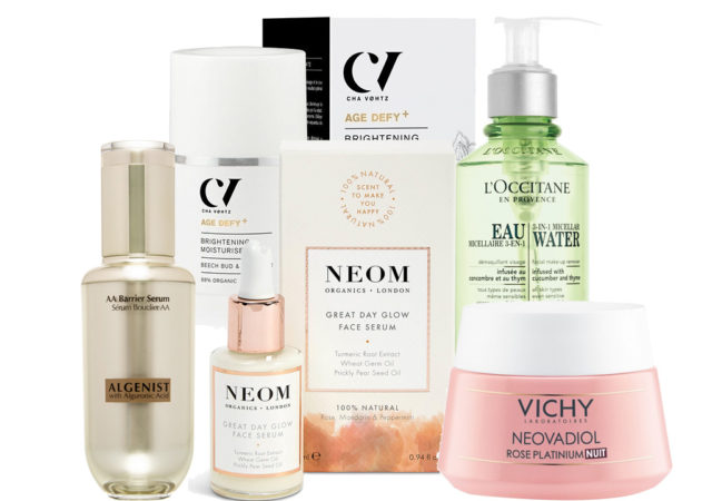 new season skincare
