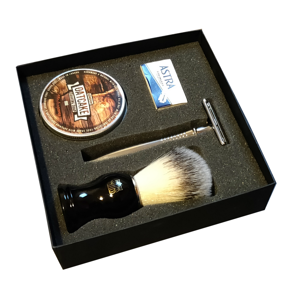 The Personal Barber shaver kit