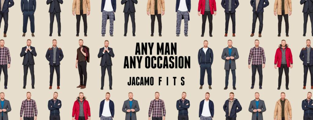 Jacamo clothes