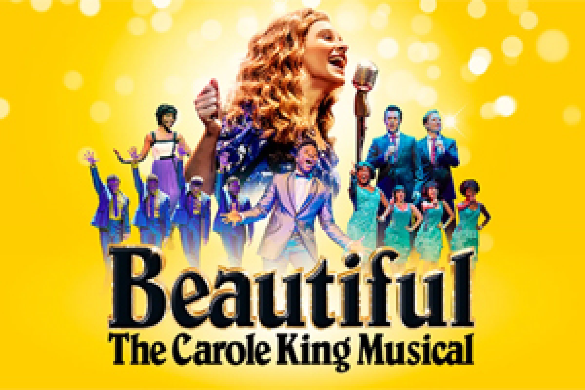 Beautiful - The Carole King Musica