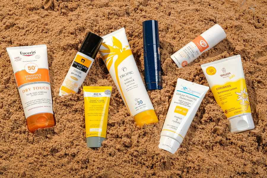 reef-friendly sunscreens